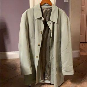 Men's Cavelli Sage Green Coat